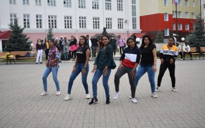 FLASHMOB DEDICATED TO TEACHER'S DAY