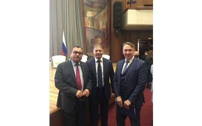 RECTOR OF KSMU TOOK PART IN THE EXTENDED MEETING OF THE MINISTRY OF HEALTHCARE COLLEGIUM