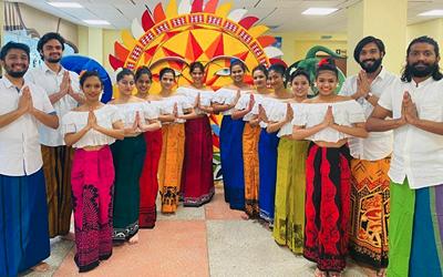 CELEBRATION OF SRI LANKAN NEW YEAR AT KSMU