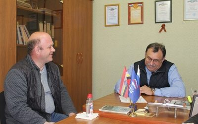 RECTOR OF KSMU HELD A MEETING WITH CITIZENS IN THE SOVIET DISTRICT