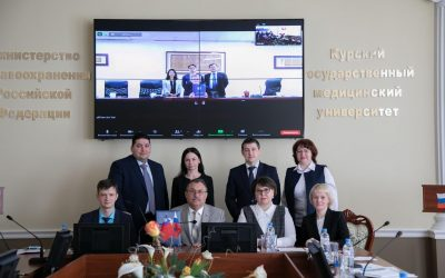 KSMU IS THE FIRST RUSSIAN PARTNER OF TAIWAN
