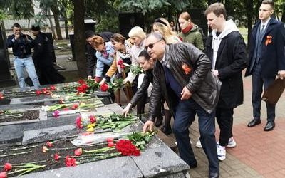 TRIBUTE TO THE MEMORY OF THE FALLEN DURING THE GREAT PATRIOTIC WAR