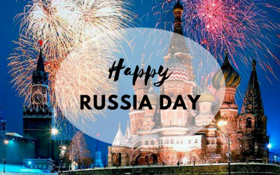 HAPPY RUSSIA DAY